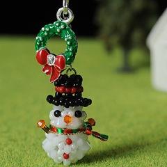 クリスマス スノーマン