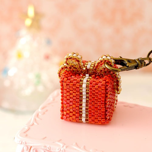 Gift box(赤)
