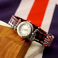 New Little B watch 〜Tartan〜