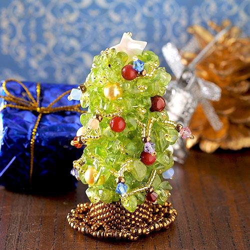 ペリドットのクリスマスツリー