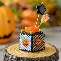Pumpkin pincushion 〜mini〜