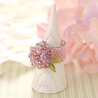 紫陽花リング