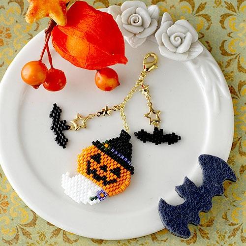 ハロウィン☆かぼちゃ&おばけ