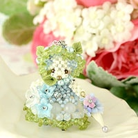 季節限定!!紫陽花の妖精 ブルー