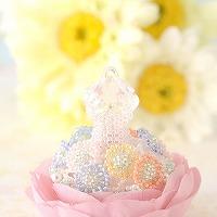 【ミニチュアドレスチャームキット】Primula(プリムラチャーム)