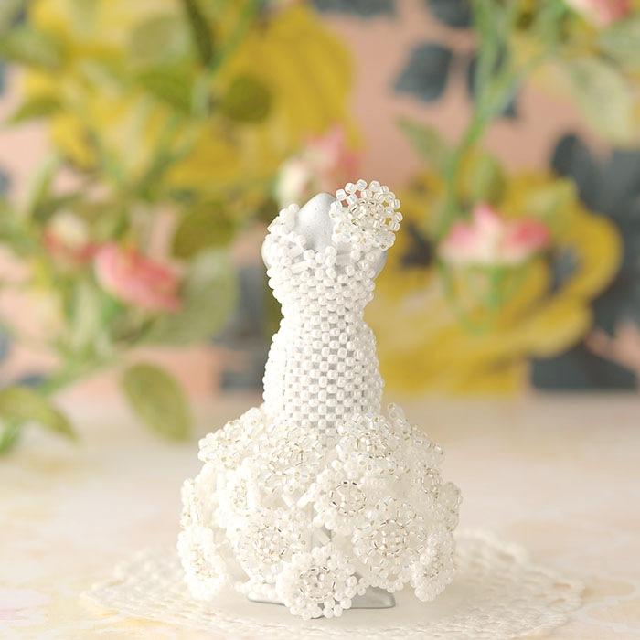 【ミニチュアドレスキット】Primula wedding(プリムラ ウェディング)