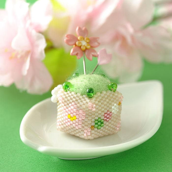 Spring pincushion〜mini〜
