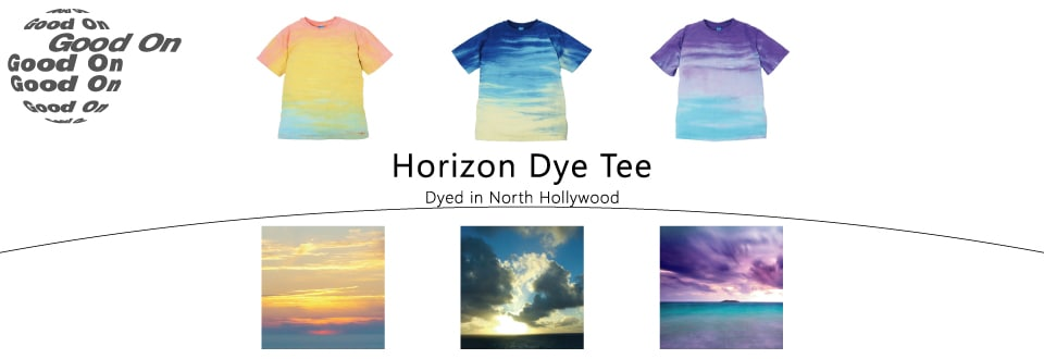 Horizon Dye Tee