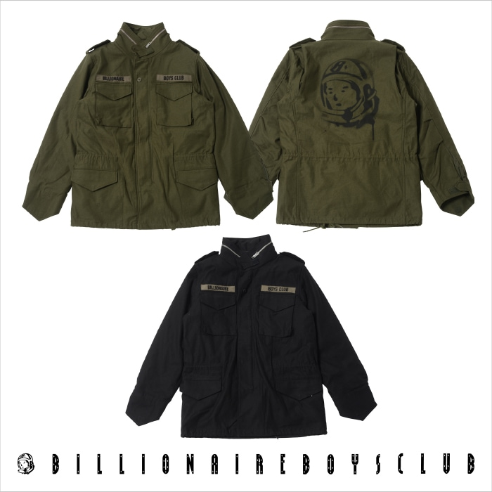 BILLIONAIRE BOYS CLUB HELMET M65 FIELD JACKET 17SPRING (JP EXCLUSIVE)