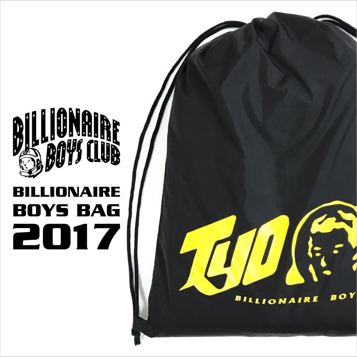 BILLIONAIRE BOYS BAG 2017