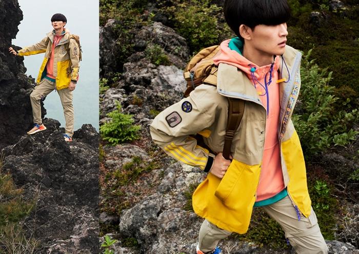 adidas Hu Hiking Collection