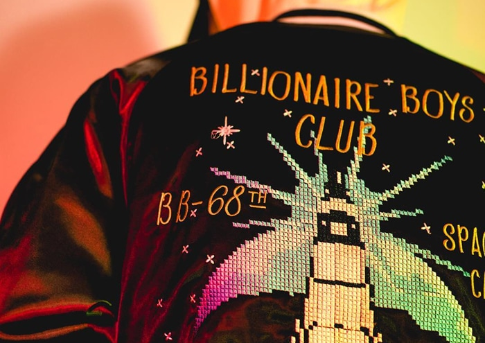 BILLIONAIRE BOYS CLUB NEW ARRIVAL