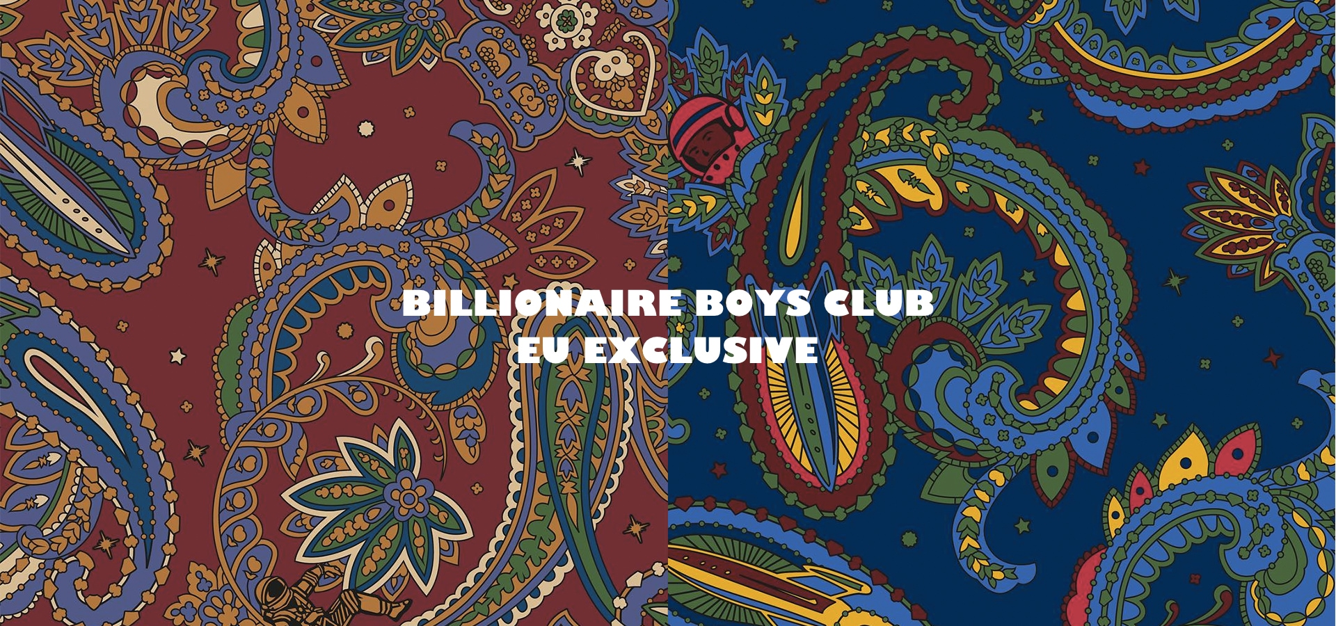 BILLIONAIRE BOYS CLUB ビリオネアボーイズクラブ EU EXCLUSIVE