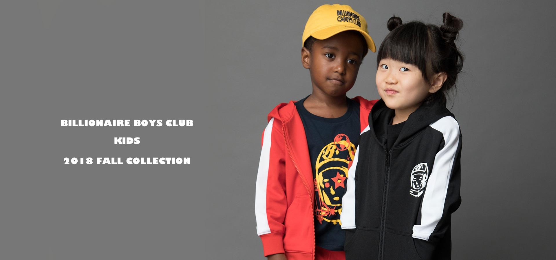 BILLIONAIRE BOYS CLUB KIDS ビリオネアボーイズクラブ キッズ