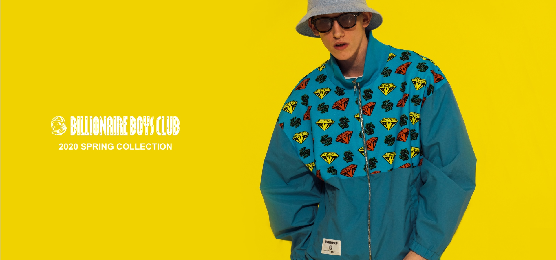 BILLIONAIRE BOYS CLUB 2020 SPRING
