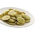 オーガニックグリーンピース・緑豆チップス