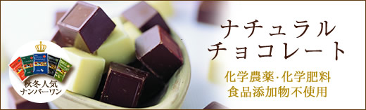 無添加ムソーナチュラルチョコレートの詳細を見る