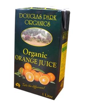 オーガニックストレート果汁100% オレンジジュース 1000ml