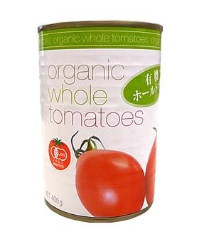 オーガニックトマト缶