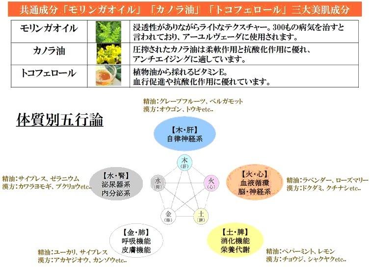 漢方五行論