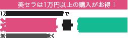 エステ美容商材1万円以上で送料無料