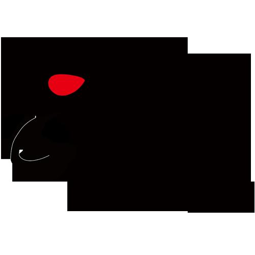 ブラックフロッグ ロゴ