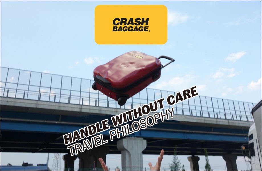 CRASH BAGGAGE クラッシュバゲージ