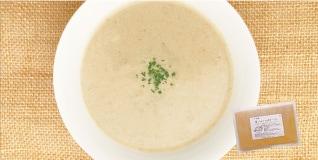 ミモレ農園無添加お野菜を食べるスープ お野菜の収穫に合わせて作ります