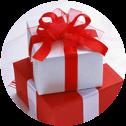 お礼の贈り物