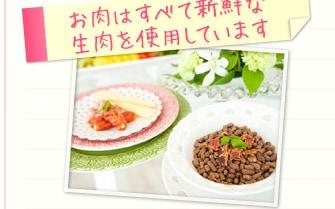 お肉はすべて新鮮な生肉を使用しています。