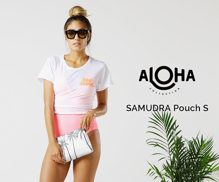 アロハコレクション/【S】Aloha Collection Pouch S SAMUDRA 撥水ポーチ Sサイズ