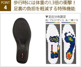 アルコペディコ L'ラインSIDE-TUCK BOOTS[TRICOT](サイドタックブーツ[トリコット])  コンフォート軽量ブーツ