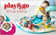 �ץ쥤����ɥ���/play&go (2in1 Storage Bag&Playmat) �����դ��Хå����ץ쥤�ޥå�