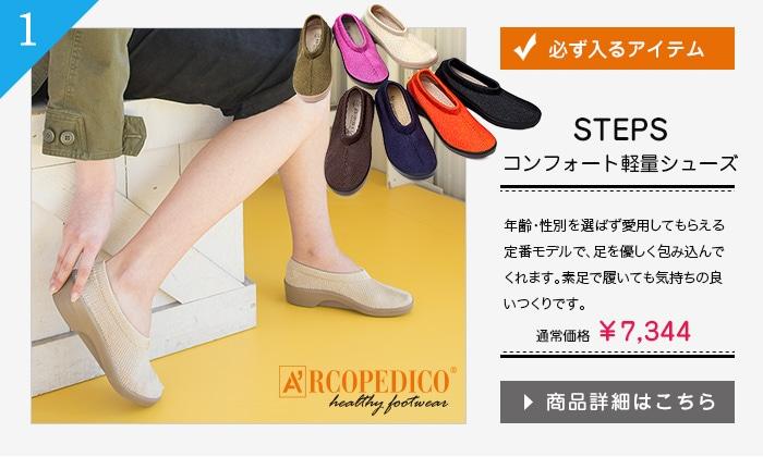 ARCOPEDICO Happy bonico Bag (訳あり) 【¥3000】