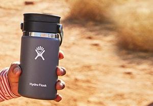 Hydro Flask 12 oz Flex Sip ステンレスボトル