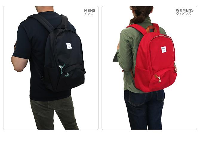 ハロルル/Hellolulu DANI(ダニ)キャンパスバックパック