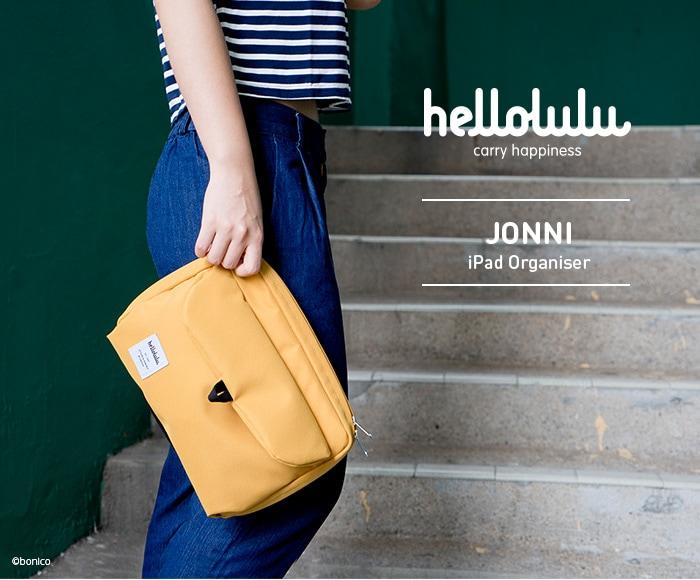 ハロルル/Hellolulu JONNI(ジョニー) iPadケース