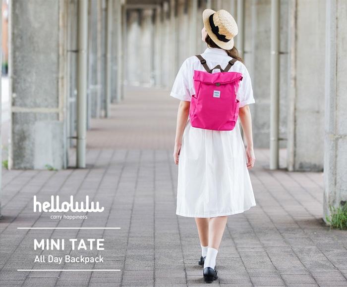 ハロルル/Hellolulu MINI TATE(ミニテイト)バックパック