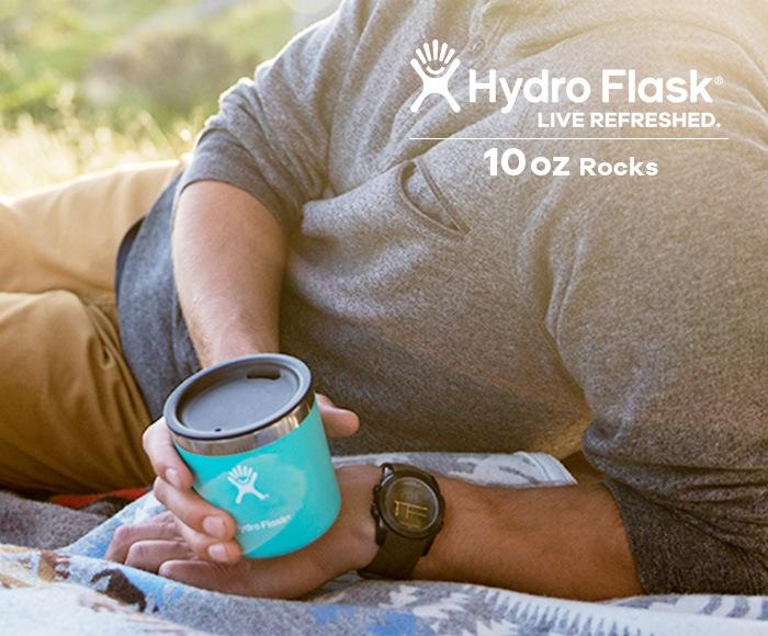 ハイドロフラスク/Hydro Flask 10oz Rocks ロックタンブラー(295ml)