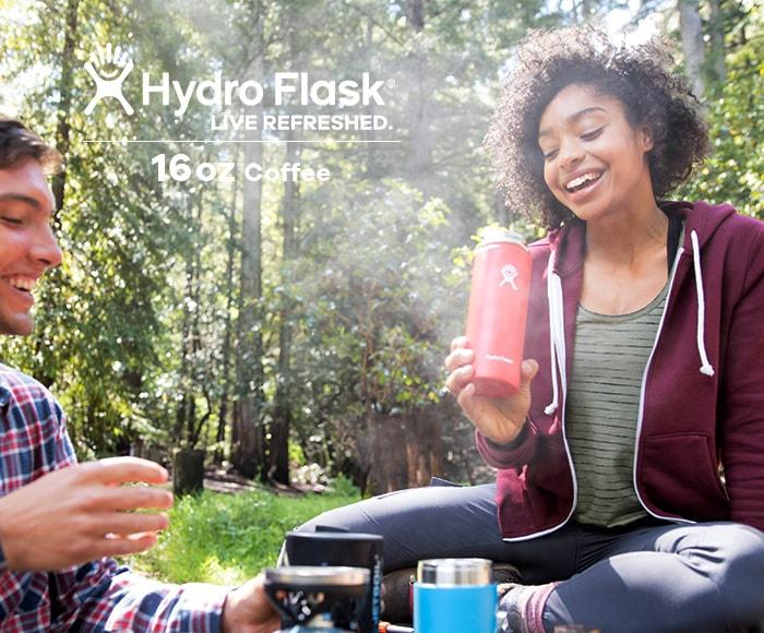 ハイドロフラスク/Hydro Flask 16 oz Coffee ステンレスボトル(473ml)