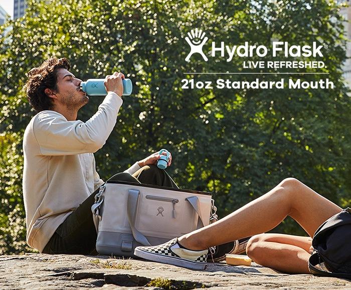 ハイドロフラスク/Hydro Flask Skyline Series 18oz Standard Mouth ステンレスボトル(621ml)