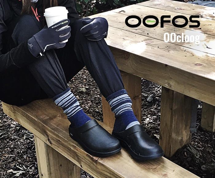 ウーフォス/OOFOS OOcloog(ウークロッグ)リカバリーサンダル