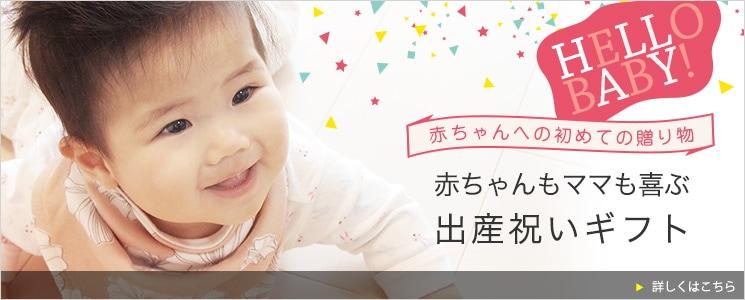 出産祝いギフト特集
