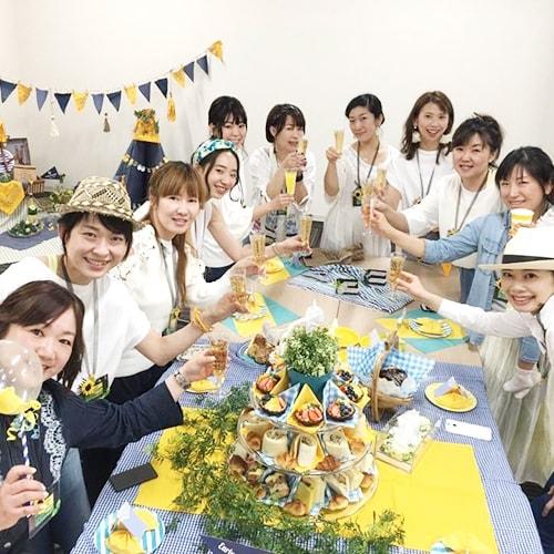 ランチパーティー札幌
