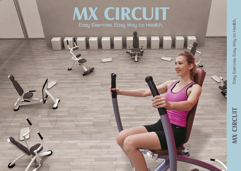 MX circuit