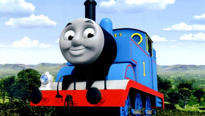 【キャラクターステーショナリー】 サンスター 機関車トーマス B5ぬりえ