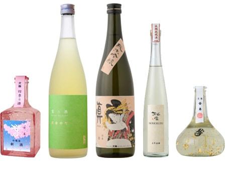 毎日の食事をご馳走に変える日本酒