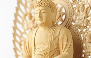 お仏壇用の仏像