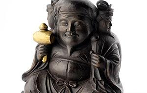 武将が愛した仏像