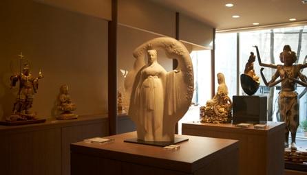 仏像ワールド 表参道ギャラリー